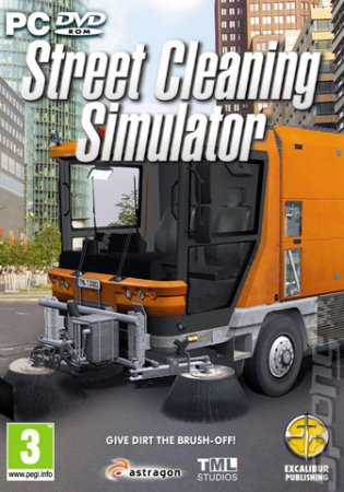 Street Cleaning Simulator - FULL