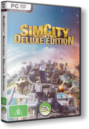 SimCity Societies Deluxe Edition (2008) PC | RePack