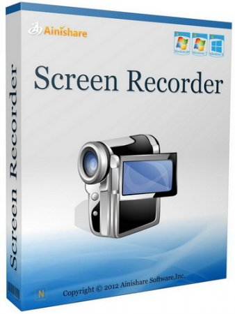 Ainishare Screen Recorder 2.1.0
