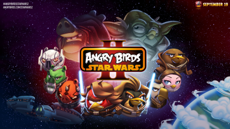 Angry Birds Star Wars II Apk [ANDROID]