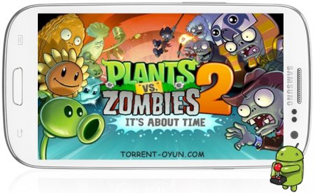 Plants vs. Zombies 2 Apk+SD [ANDROID]