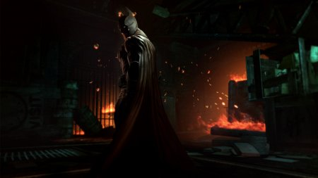 Batman: Arkham Origins [RELOADED]- FULL