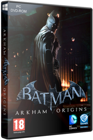 Batman: Arkham Origins [RELOADED]