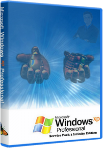 Microsoft Windows XP Professional Service Pack 3 Infinity Edition (11.2013) (x86) (2013) RUS (обновлена )20.11.2013