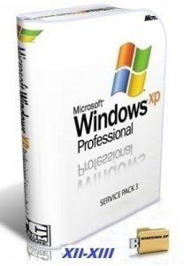 Microsoft Windows XP Professional 32 bit SP3 VL RU SATA AHCI XII-XIII by Lopatkin (2013) Р СѓСЃСЃРєРёР№