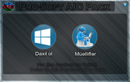 Pro-Soft AIO Pack