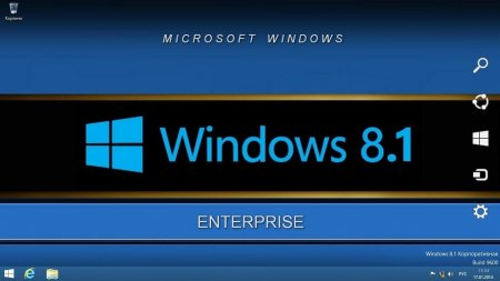 Windows 8.1 Enterprise Elgujakviso Edition v18.01.14(x64) (2014) RUS