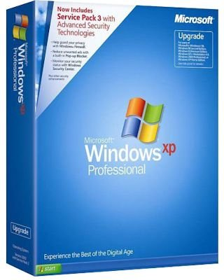 Windows XP Professional SP3 VL -I-D- Edition (Update 01.05.2014)