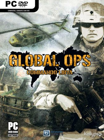 Global Ops Commando Libya Full PC [SKIDROW]