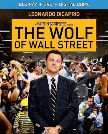 Para Avcısı - The Wolf of Wall Street [BDRip 1080p]