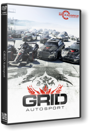 GRID Autosport - Black Edition [+ DLC] (2014) PC | RePack от R.G. Механики