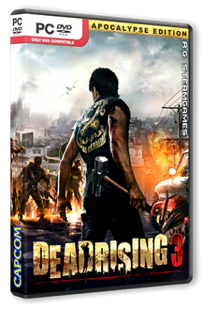 Dead Rising 3 - Apocalypse Edition (Steam Rip) PC