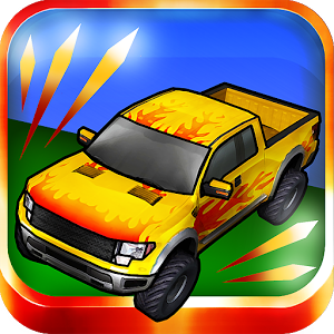 Destruction Race - On the Farm v1.1 [Android]