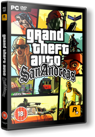 Grand Theft Auto: San Andreas - Russia Forever[2014]