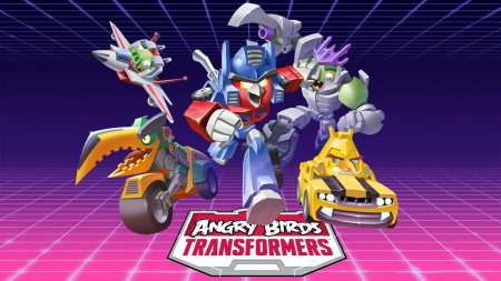 Angry Birds Transformers (Android)