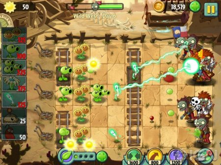 Plants vs. Zombies 2 (Android)