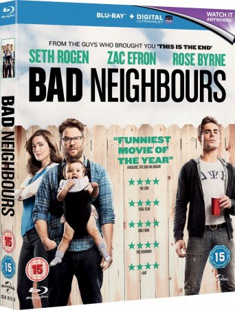 Qonşular / Соседи. РќР° тропе РІРѕР№РЅС‹ / Neighbors (2014) BDRip-AVC [rusca]