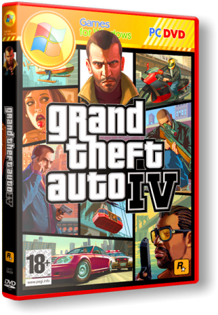 Grand Theft Auto IV - Winter Edition [v.2] [2014]
