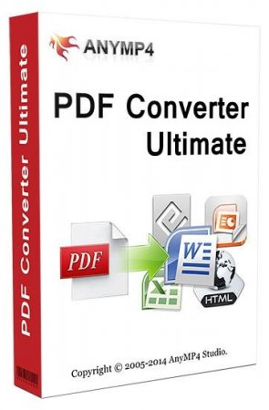 AnyMP4 PDF Converter Ultimate 3.1.28.22554