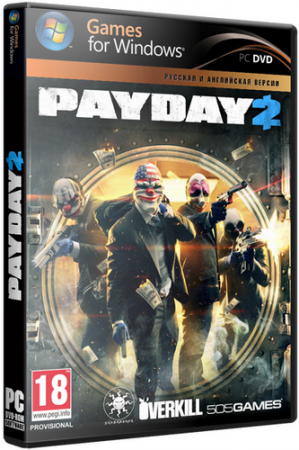 PayDay 2: Game of the Year Edition [v 1.23.2] (2013) PC | RePack