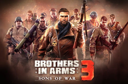 Brothers in Arms 3 (ANDROİD)