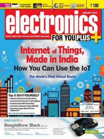 "Electronics For You в""–1 (January 2015)"