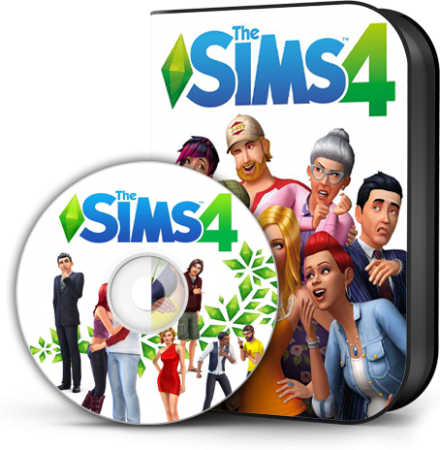 The Sims 4: Deluxe Edition [v 1.44.83.1020]