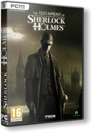 The Testament of Sherlock Holmes (2012) PC | Zəmanət