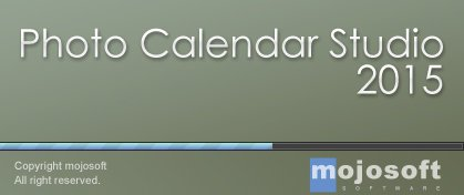 Mojosoft Photo Calendar Studio 2015 2.00
