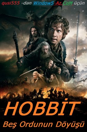 Hobbit: Beş Ordunun Döyüşü / РҐРѕР±Р±РёС': Битва пяти воинств / The Hobbit: The Battle of the Five Armies (2014) HD versiyalar [Rusca/ITunes]