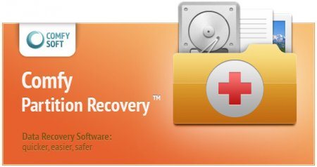 Comfy Partition Recovery 2.3 RePack (& Portable) by AlekseyPopovv