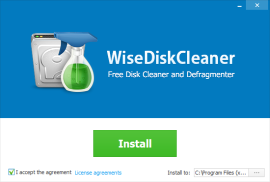 Wise Disk Cleaner 9.7.9