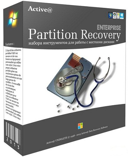 Active Partition Recovery Professional 12.0.1 Final