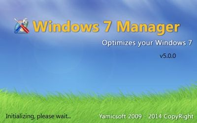 Windows 7 Manager 5.1.9.2 RePack