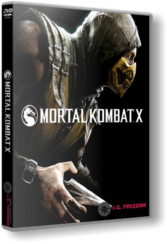 Mortal Kombat X [Update 7] (2015) PC | RePack  R.G. Freedom