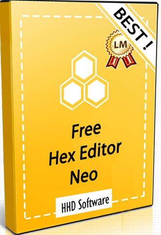 Free Hex Editor Neo 6.14.00.5453 + Portable (2-in-1)