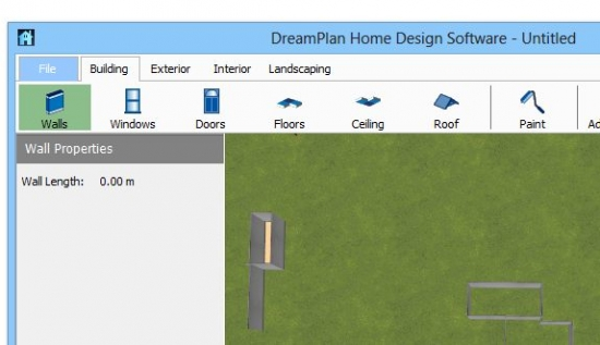 DreamPlan Home Design Software v3.04