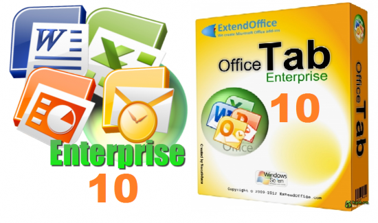 Office Tab 13.10 Enterprise Edition