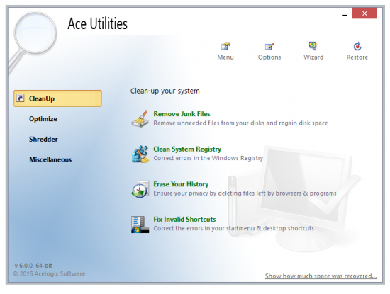 Ace Utilities 6.0.0 Build 282 Final