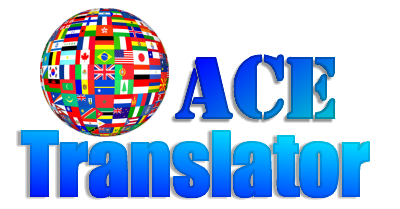 Easy Translator 12 \ Ace Translator 16.3