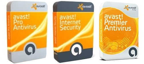 Avast! Internet Security / Premier 18.7.2354