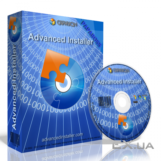 Advanced Installer 15.4.1