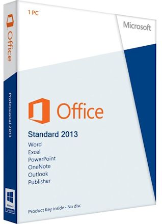 Microsoft Office 2013 SP1 Standard / Professional Plus + Visio Pro + Project Pro 15.0.5075.1001 (2018.10)