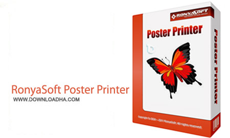 RonyaSoft Poster Printer 3.02.03.02 + Portable