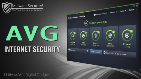 AVG Internet Security 2016 16.0.7134