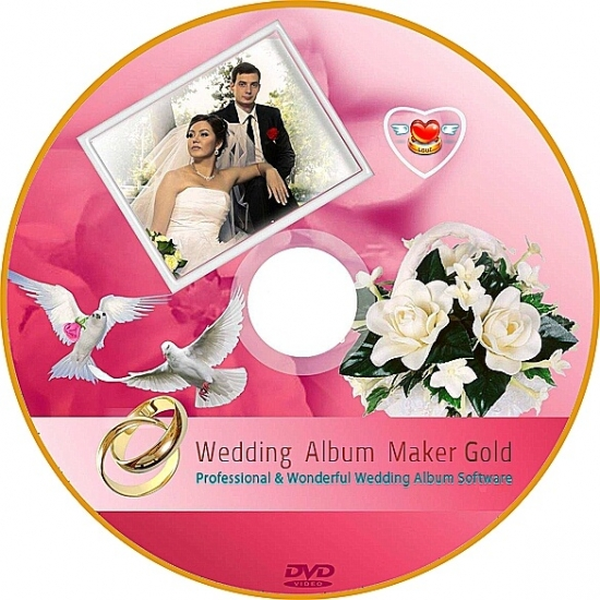 Wedding Album Maker Gold v3.51 Final + Portable