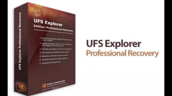 UFS Explorer Professional Recovery 5.18.1 + Portable