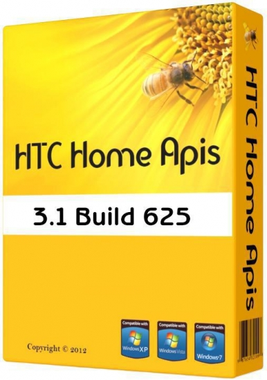 HTC Home Apis 3.1 Build 625 Final \ Portable \ RePack