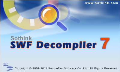 Sothink SWF Decompiler 7.4 Build 5320 Final