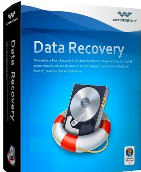 Wondershare Data Recovery 4.8.3.4 (2015)